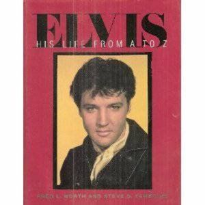 Elvis, His Life From A To Z Book 620 Pages